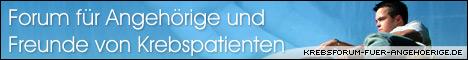 Forum für Angehörige und Freunde von Krebspatienten